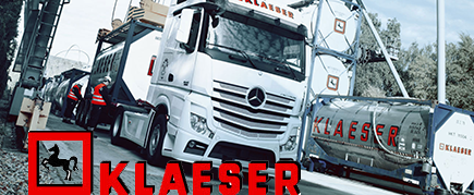Klaeser Spedition Partner von Economic Drive Stein